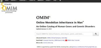 OMIM数据库介绍